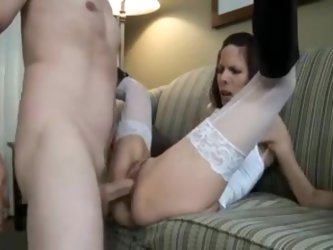 Tracey Wants Anal Homemade