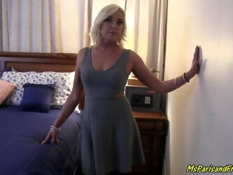 Ms Paris Rose in The Horny Cougar Seduces her best Friend's Boyfriend