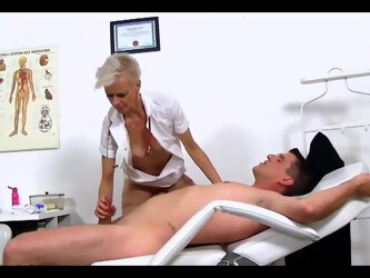 THE PERVERT MATURE DOCTOR -B$R
