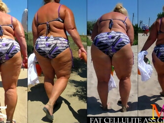The Best BBW Beach Candid Ever (Samples) pt 4