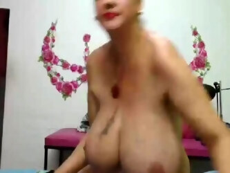 Latin Mature Big Tits
