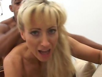 Mommy Fucked Hard by a Thick Black Cock - Cireman