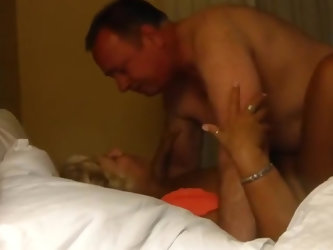 Mature Wife Wanted a Big White Cock
