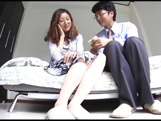 Young wife and young mother-in-law scene 7(censored)