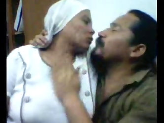 Nun fucked at convent office