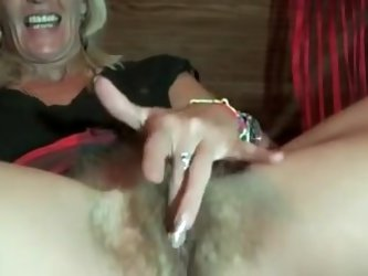 Mature woman nude video. Amateur mature wife showing her hairy cunt on a webcam. See all videos with mature amateur wives on .