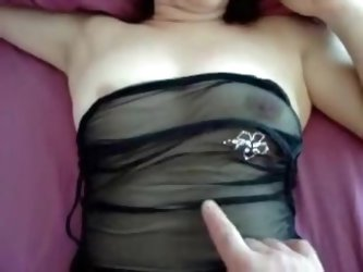 This is a compilation of home made masturbation videos that I shot as I masturbate on my wife's body. Sometimes I cum on her tits, on her back, on her