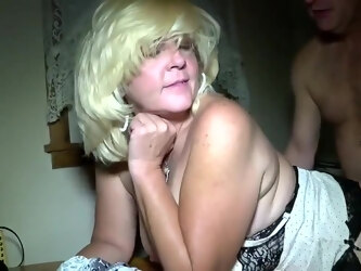 Grandma gets fucked in all her holes and creampied mrs baldwin