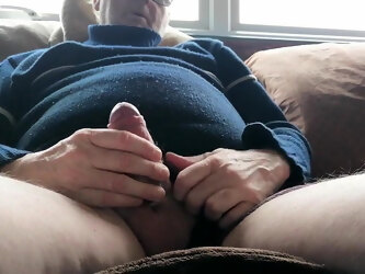 Wednesday Cock Wank