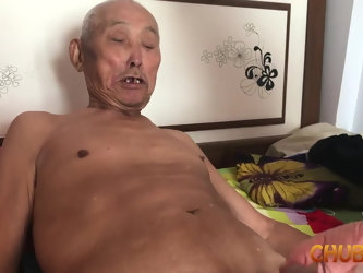 Chinese old man