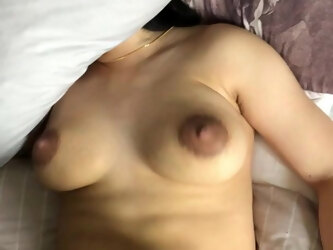 SG Malay milf creampied