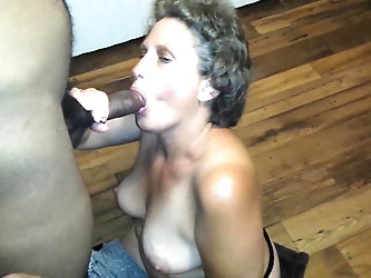 Big Black Cock Anal for Denise