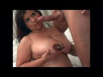 Latin Mom with big tits and amazing nipples