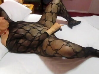mature bodystocking