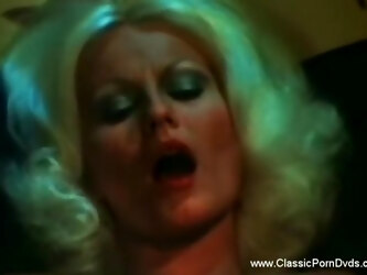 Classic Babe In Vintage Sex Film With Different Moment