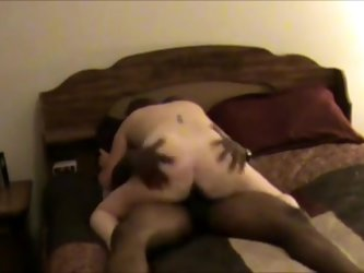 Cuckolding wife riding BBCs