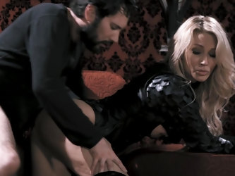 Erotic fucking between a large dick dude and hot ass jessica drake