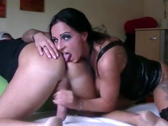 Amazing rimjob by assmaster slut