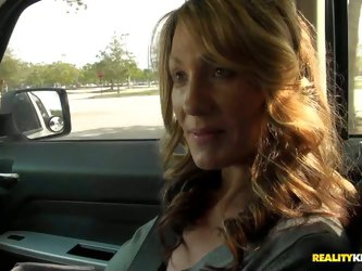 Milf Hunter has more video chronicles for you featuring another middle aged sexy lady getting picked up and seduced. This video features charming brow