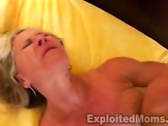 46 Yr Old Amateur Cougar Loves Black Cock