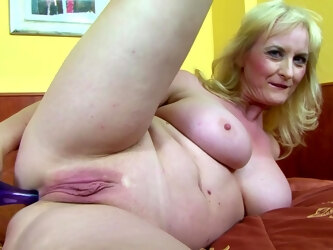 Mature amateur Monika Wipper wanted anal sex with a black dick