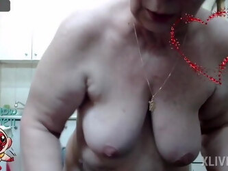 web model - Lady Mature (LadyMature56)