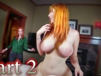 Step Aunt Lauren's Secret Visit PART 2 FULL VID Lauren Phillips & Lady Fyre