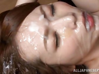 Just when you think you've seen it all, a girl like Hana Nonoka comes along and blows your dick and your mind. She is one of the biggest whores I