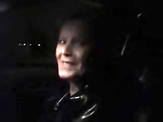 Amateur German wife making a dogging sex night video. One hot mature hot wife fucking with strangers on a sex dogging night. More dogging sex vidz on