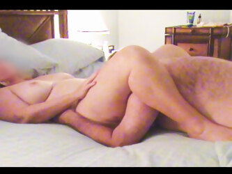 LOVELY WIFE FUCKING HAS TWO POWERFUL ORGASMS