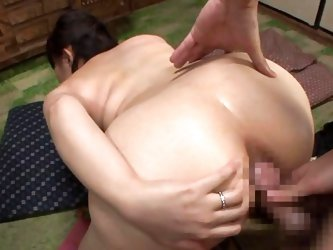 Enjoy watching a japanese milf with the sex drive of a horny schoolgirl. She loves cock more then anything and her man fills her mouth with it before