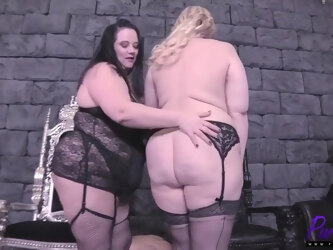 Jessica in Bbw Goddesses Get Pleasure From Their Slave