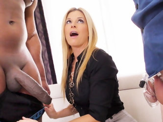 India Summer Fucks Davin King's BBC - Cuckold Sessions