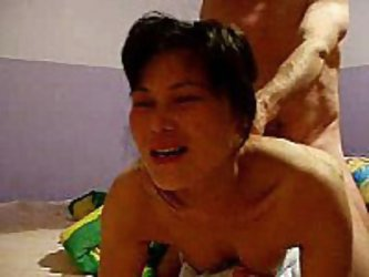 Raunchy Thai lady with a thirst for sex loves to get pounded from behind and she screams loudly with the touch of a penis. She willingly turns around