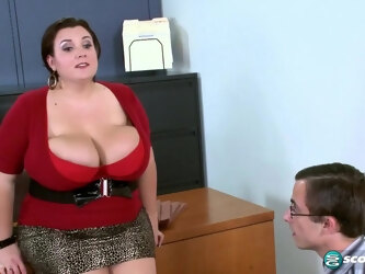 Even Geeks Deserve Huge-Titted Women - XLGirls
