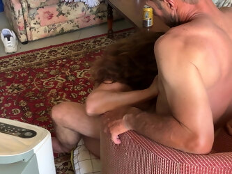 Sucking my boyfriend's cock