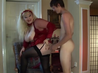 Extreme bbw monster boob mature gets rough fucked and deep pierced pussy fisted