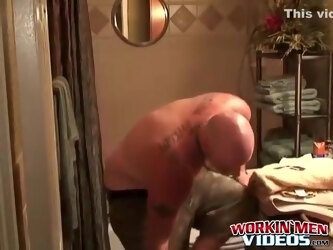 Suggest Model In Mature Tattooed Senior Fucked Doggystyle After Hot Blowjob