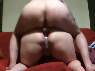BLOWJOB AND ANAL FUCK TO ORGASM, BUSTY NORWEGIAN MILF