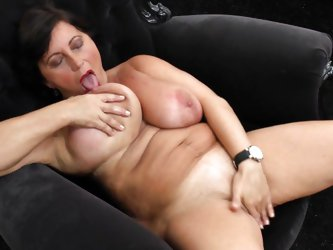 Horny brunette mature Katalyn has fucking attractive body including huge boobs. Her boobs are like taunting us to come close and lick the. When the dr