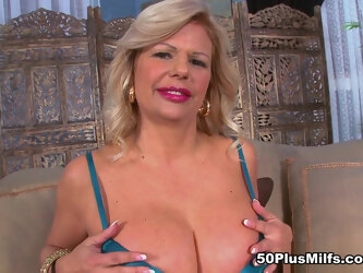 Ass-fucked to the fullest - Miss Deb and Tony Rubino - 50PlusMILFs