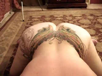 The MILF in this video was adventurous and exhibitionist. I rammed her pussy hard after she sucked my rod and shook her big ass in front of my face. S