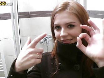 If you're ready for adventurous moments spent in public places, check out our girl Timea who seems addicted to fucking in the most unusual locati