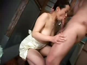Japanese Boy Fucking House Maid
