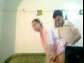 Iraq Couple Try Anal sex Spycam