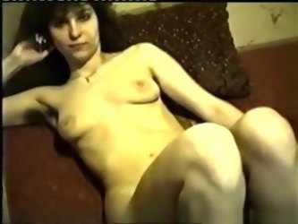 Retro amateur hairy