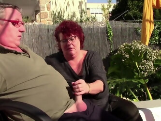 Oldies Name - Caught Masturbating and watching Porn Outdoors by ...
